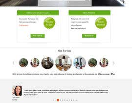 #24 para finalize a website home page design from mockup por shajib3006