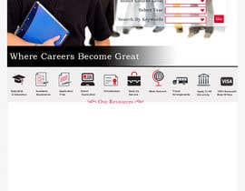nº 20 pour Home Page Design par nupurghosh2