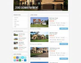 nº 7 pour Joomla website for House or Property selling par projoomexperts