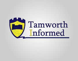 #32 for tweak / finish/ improve a Logo for Tamworth Informed - news blog af redkanvas