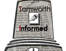 #20 untuk tweak / finish/ improve a Logo for Tamworth Informed - news blog oleh lipinpius
