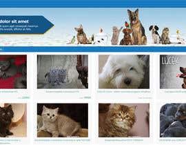 Nro 19 kilpailuun Top on the website of animals käyttäjältä Leugim83