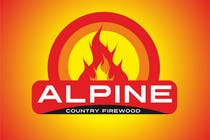 Graphic Design Kilpailutyö #223 kilpailuun Logo Design for Alpine Country Firewood