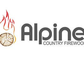 #231 para Logo Design for Alpine Country Firewood por Muhammadhaneefa