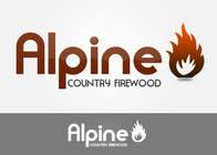 Graphic Design Entri Kontes #261 untuk Logo Design for Alpine Country Firewood