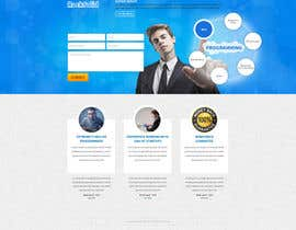 #7 for Design a Landing Page + Form by tania06