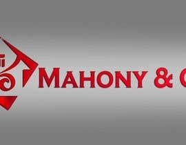 Nro 8 kilpailuun Mahony & Co logo käyttäjältä shahbazjaved