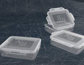 Nro 7 kilpailuun Product design of food box. käyttäjältä diegome1992