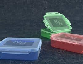 Nro 8 kilpailuun Product design of food box. käyttäjältä diegome1992