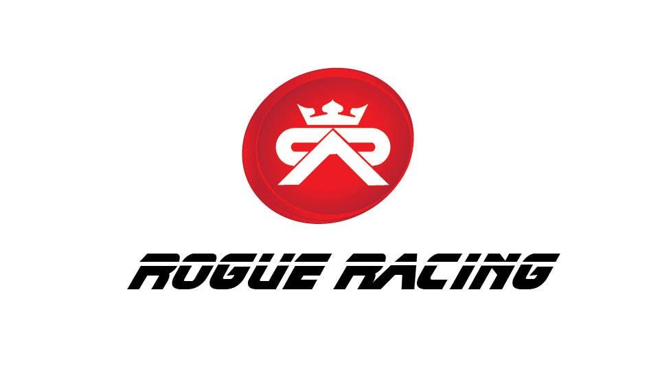 Kilpailutyö #260 kilpailussa Logo Design for Rogue Racing
