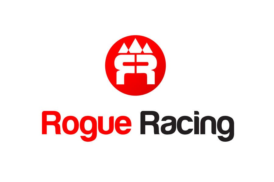 Kilpailutyö #348 kilpailussa Logo Design for Rogue Racing