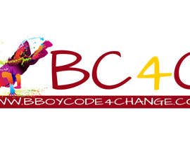 #27 para Design a Logo for bboycode4change por marcelanovotna