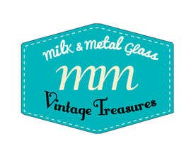 #30 para Logo and web banner for vintage store por marcia2