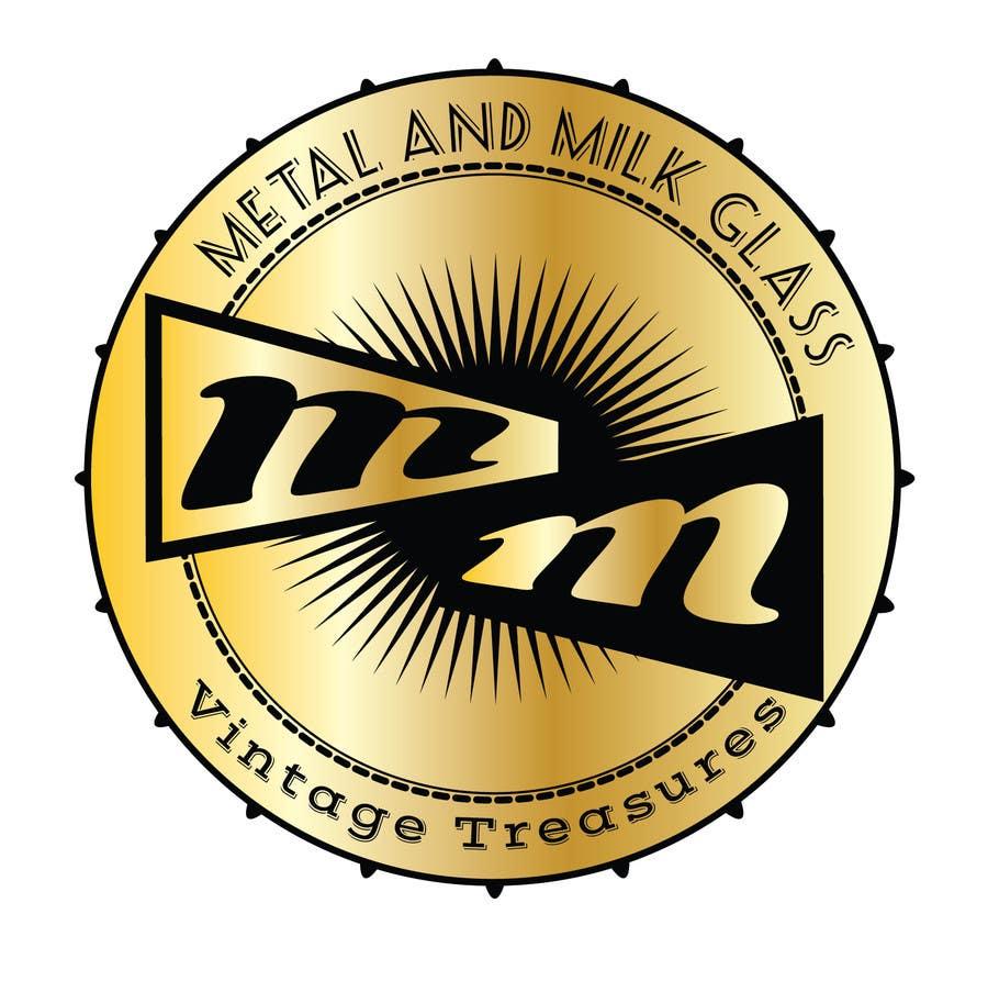 Inscrição nº 37 do Concurso para Logo and web banner for vintage store