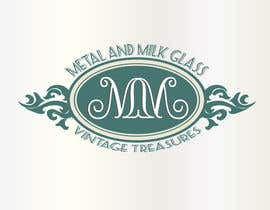 #39 for Logo and web banner for vintage store af navadeepz