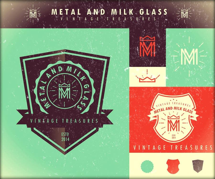 Inscrição nº 41 do Concurso para Logo and web banner for vintage store