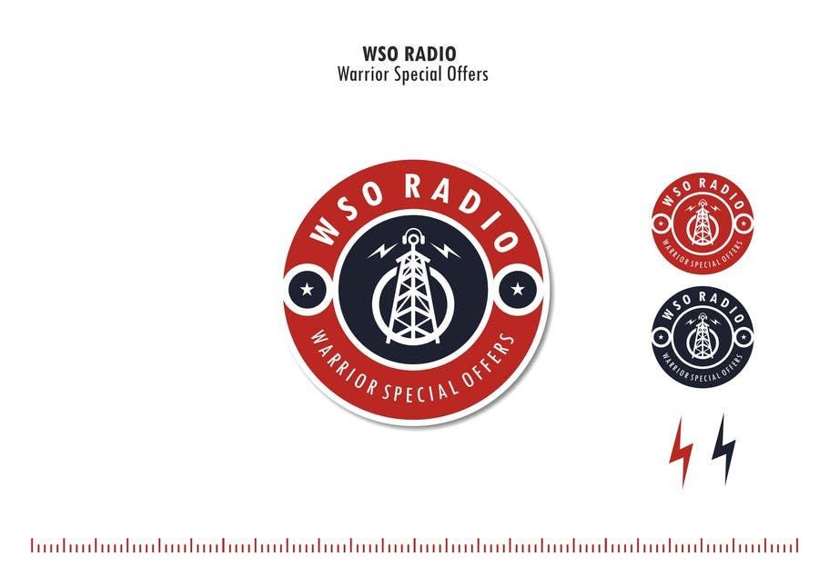 Penyertaan Peraduan #73 untuk Design a Logo for WSO Radio