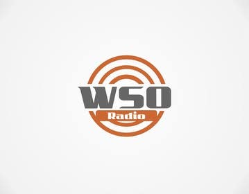 #113 for Design a Logo for WSO Radio by eltorozzz