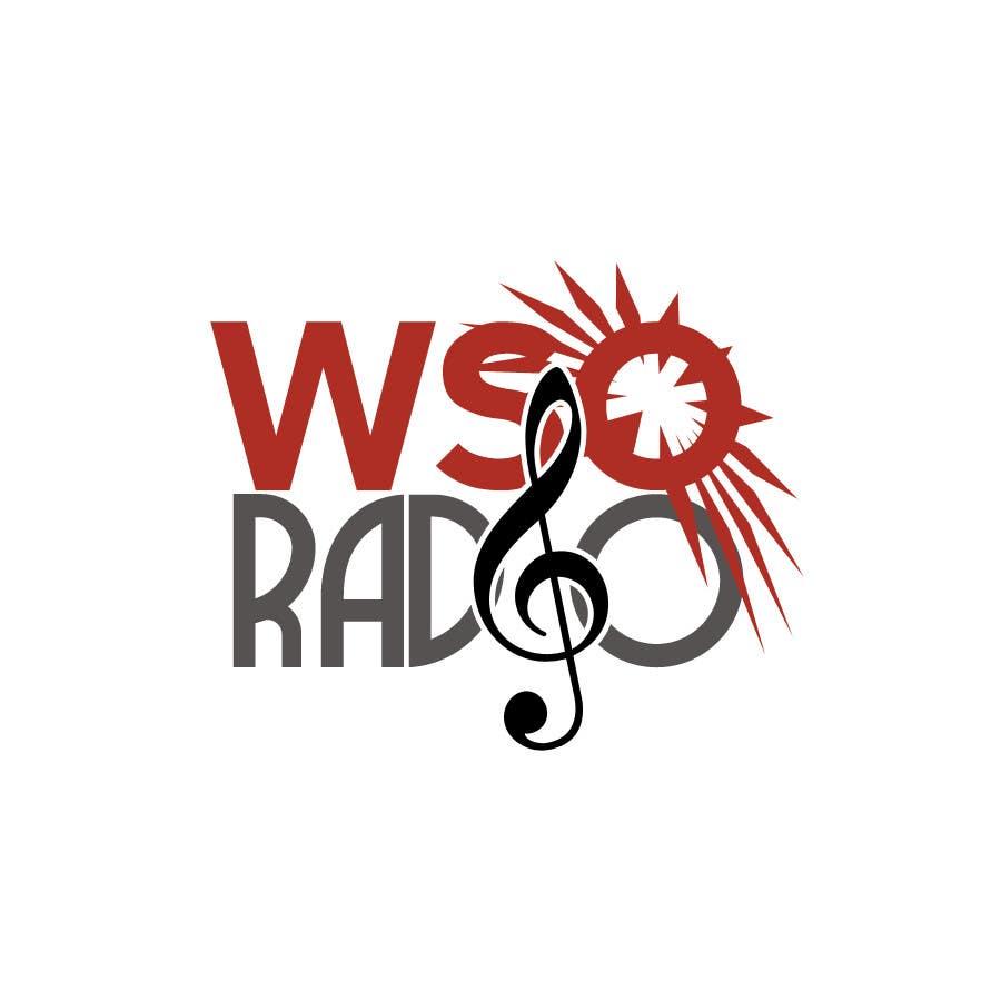Penyertaan Peraduan #108 untuk Design a Logo for WSO Radio