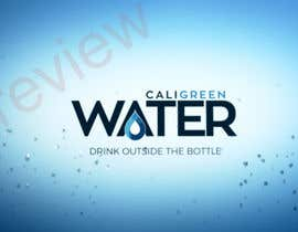 #43 for 10-15 Second Animated Logo for CALIGREEN WATER by pashachekhurskiy