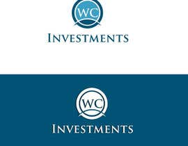 #92 para Design a Logo for WC Investments por thimsbell