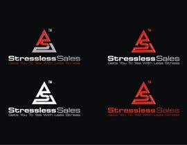 #443 para Design a Logo for Stressless Sales por Menul