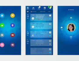 Nro 14 kilpailuun Design an App Mockup käyttäjältä nole1