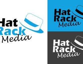 #85 for Design a Logo for Hat Rack Media by pvcdesigns