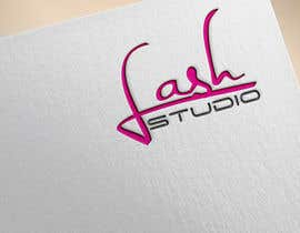 Nro 37 kilpailuun The Lash Studio logo design käyttäjältä sunmoon1