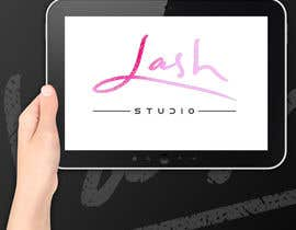 Nro 3 kilpailuun The Lash Studio logo design käyttäjältä paramiginjr63
