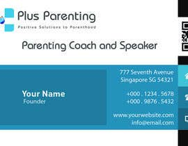 #68 for Design Business Card and Logo for a Parenting Coach af nepsguy