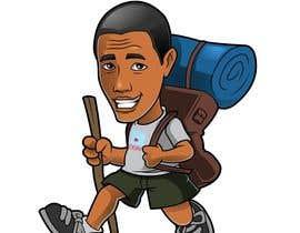 Nro 18 kilpailuun Design Logo Caricature for Missionary Group käyttäjältä Rotzilla