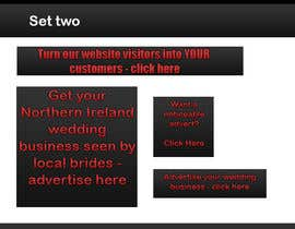 #5 for Placeholder advert banners for new website by cstudiosnation