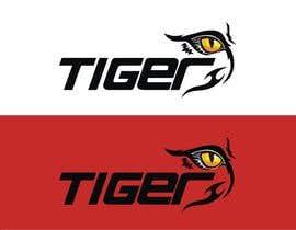 Nro 44 kilpailuun Design a Tiger Logo käyttäjältä TOPSIDE