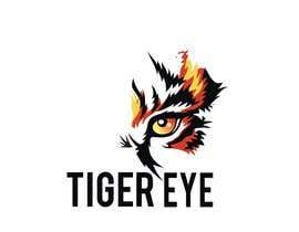 Nro 70 kilpailuun Design a Tiger Logo käyttäjältä TOPSIDE