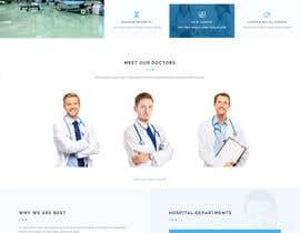 Nro 17 kilpailuun Design a Website Mockup käyttäjältä mazcrwe7