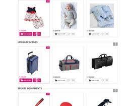 Nro 2 kilpailuun Design a Website Mockup käyttäjältä rizsoft11