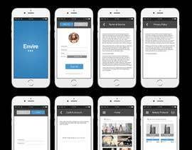 Nro 12 kilpailuun Design an App UI/UX käyttäjältä visualoutline