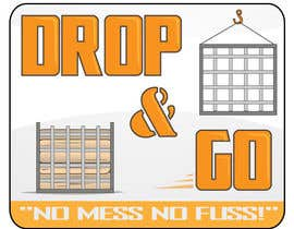 #23 for Logo Design for Drop & Go af MarkIbaldezArt