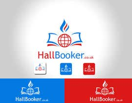 #53 para Design a Logo for HallBookers.co.uk por logodancer