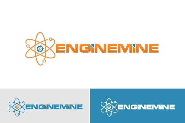 #47 for Design a Logo for enginemine by jai07
