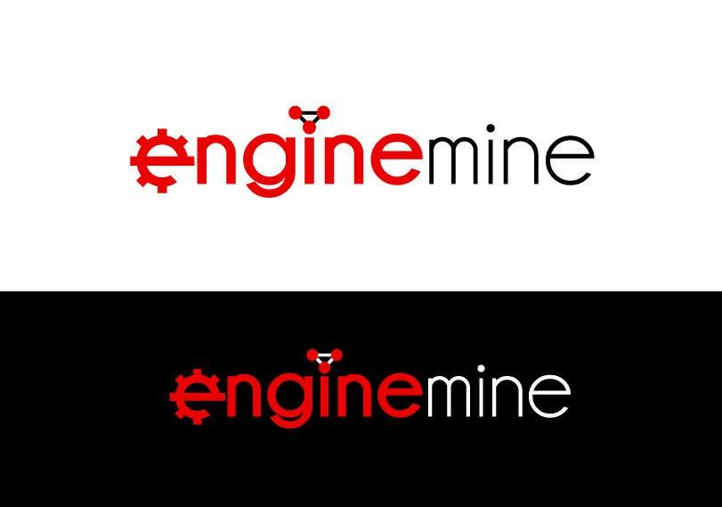 Konkurrenceindlæg #129 for Design a Logo for enginemine