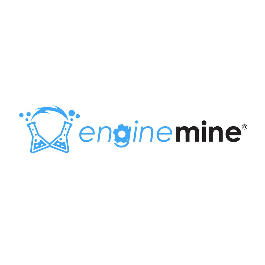 #110 for Design a Logo for enginemine by flownix