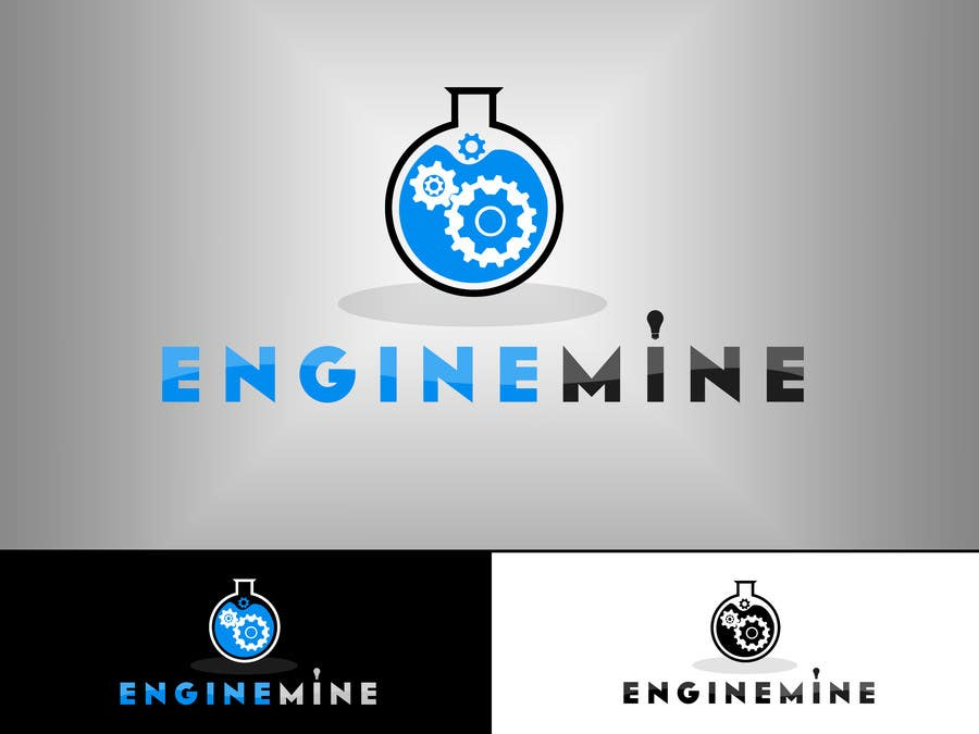 Konkurrenceindlæg #137 for Design a Logo for enginemine