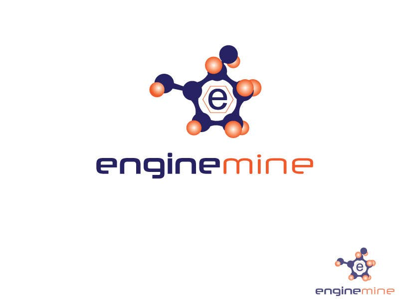 Konkurrenceindlæg #117 for Design a Logo for enginemine