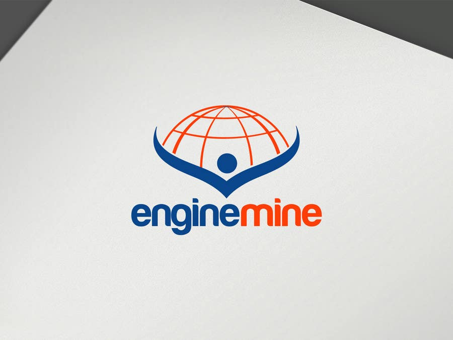 #118 for Design a Logo for enginemine by seroo123
