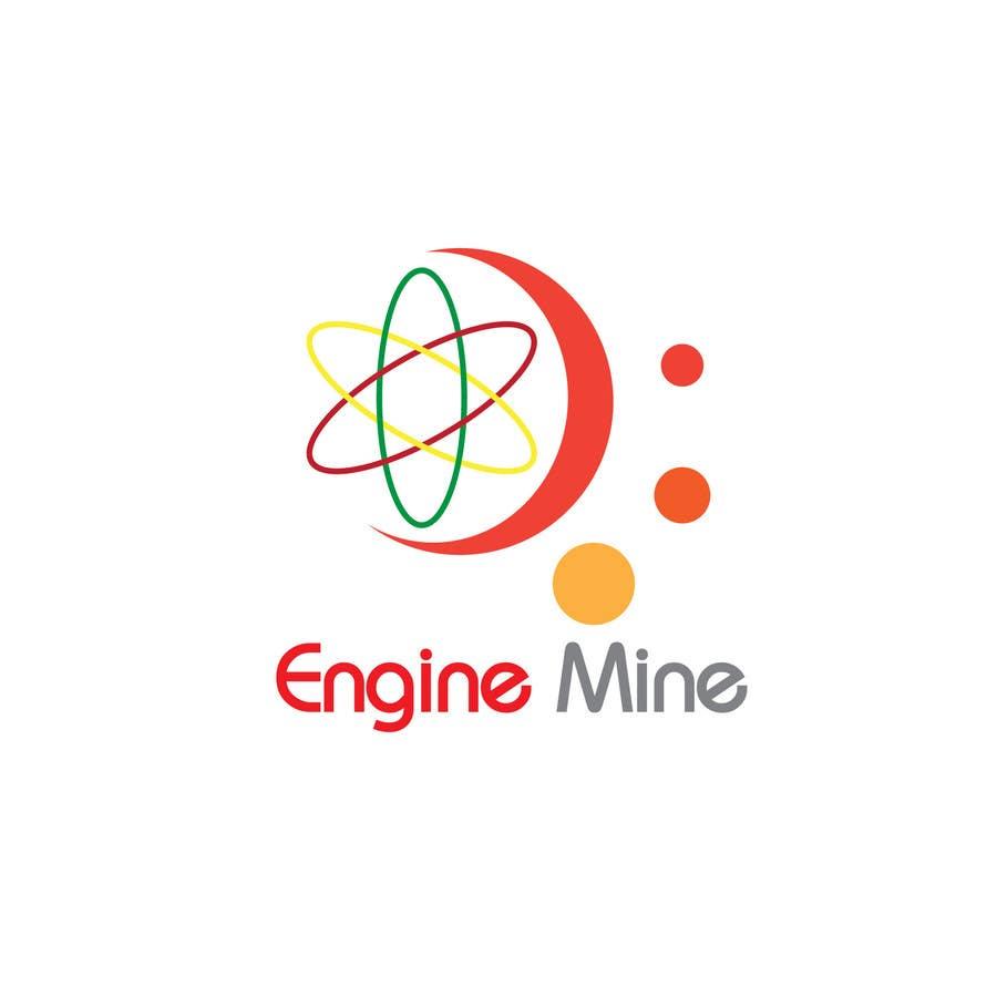 #40 for Design a Logo for enginemine by gibranseptya