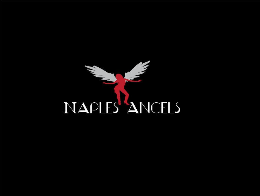 Kilpailutyö #32 kilpailussa Design a Logo for Naples Angels.  Naples Angels is a professional WingWoman Service.  Our Clients hire our beautiful angels to go out with them at night and introduce them to suitable ladies to date