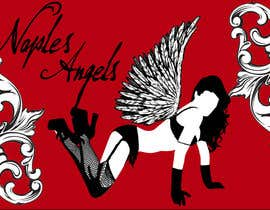 bryansgr tarafından Design a Logo for Naples Angels.  Naples Angels is a professional WingWoman Service.  Our Clients hire our beautiful angels to go out with them at night and introduce them to suitable ladies to date için no 2