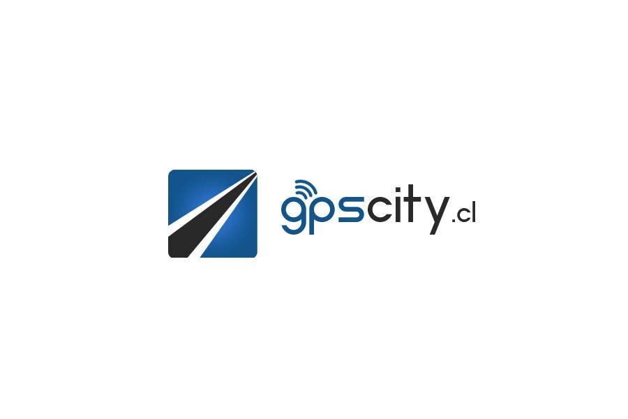 Penyertaan Peraduan #76 untuk Logo for Gpscity